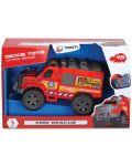Детска играчка Dickie Toys  Action Series - Пожарна,  20 cm - 2t