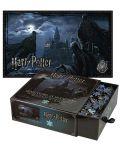 Панорамен пъзел Harry Potter  от 1000 части - Диментор Хогуартс - 1t