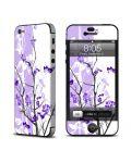 Калъф Decalgirl Violet Tranquility за iPhone 5 - 1t