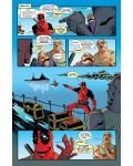 Deadpool by Daniel Way: The Complete Collection, Volume 2 - 3t