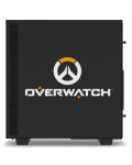 Кутия NZXT - H500 Overwatch Special Edition, Mid-Tower, черна - 4t