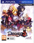 Disgaea 3: Absence of Detention (PS Vita) - 1t