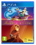 Disney Classic Games: Aladdin and The Lion King (PS4) - 1t