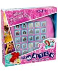 Детска игра Top Trumps - Disney Princess Match - 1t