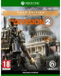Tom Clancy's The Division 2 Gold Edition (Xbox One) - 1t