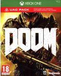 DOOM UAC Edition (Xbox One) - 1t