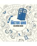 Doctor Who: The Colouring Book - 1t