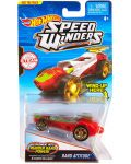 Количка Hot Wheels Speed Winders - Band Attitude - 1t
