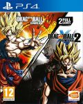 Dragon Ball Xenoverse + Dragon Ball Xenoverse 2 (PS4) - 1t