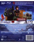 Как да си дресираш дракон 2 - 3D и 2D (Blu-Ray) - 3t