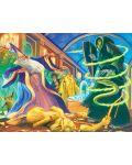 Пъзел New York Puzzle от 750 части - Дуелиране на магьосници - 1t