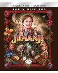 Jumanji (1995) (4K UHD + Blu-ray) - 1t