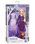 Кукла Hasbro Frozen 2 - Елза от Арендел, с 2 рокли - 1t