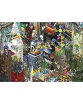 Пъзел-загадка Heye от 1000 части - New York Quest, eBoy - 2t
