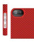 Калъф Elago S5 Breathe за iPhone 5, Iphone 5s -  червен - 3t