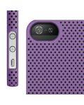 Калъф Elago S5 Breathe за iPhone 5, Iphone 5s -  лилав - 3t