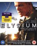 Elysium (Blu-Ray) - 1t