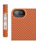 Калъф Elago S5 Breathe за iPhone 5, Iphone 5s -  оранжев - 3t