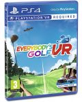 Everybody's Golf VR (PS4 VR) - 3t