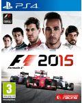 F1 2015 (PS4) - 1t