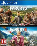 Far Cry 4 + Far Cry 5 (PS4) - 1t