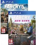 Far Cry New Dawn + Far Cry 5 (PS4) - 1t