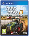 Farming Simulator 19 - Platinum Edition (PS4) - 1t