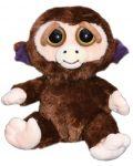 Плашеща плюшена играчка WMC Toys Feisty Pets - Маймуна - 1t