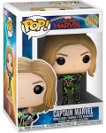 Фигура Funko POP! Marvel Captain Marvel - Neon Suit #516 - 2t