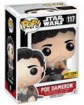 Фигура Funko Pop! Star Wars: The Force Awakens - Poe Dameron Resistance Limited, #117 - 2t