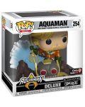 Фигура Funko Pop! Heroes: Aquaman (Deluxe - Jim Lee Collection) #254 - 2t