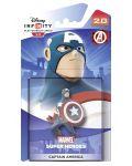 Фигура Disney Infinity 2.0 Captain America - 3t