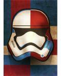 Метален постер Displate - First Order Shapes - 1t