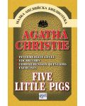 Five Little Pigs (Малка английска библиотека) - 1t