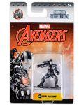Фигура Metals Die Cast Marvel Avengers - War Machine - 1t