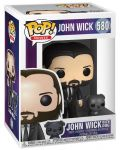 Фигура Funko Pop! Movies: John Wick - John Wick with Dog, #580 - 2t