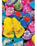 Пъзел Master Pieces от 1000 мини части - Джапанки, Карол Гордън - 1t