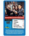 Игра с карти Top Trumps - Friends - 3t