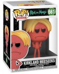 Фигура Funko Pop! Animation: Rick & Morty - Kirkland Meeseeks, #661 - 2t