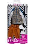 Дрехи за кукла Mattel Barbie - Яке с къси панталони и кецове, за Кен - 2t