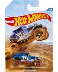 Количка Mattel Hot Wheels - Baja Bone Shaker - 1t