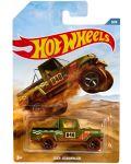 Количка Mattel Hot Wheels - Jeep Scrambler - 1t