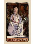Game of Thrones: Tarot Cards (Deck and Guidebook) - 8t