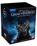 Game of Thrones: The Complete Series 2019 (Blu-Ray Box Set) - 2t