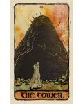 Game of Thrones: Tarot Cards (Deck and Guidebook) - 18t