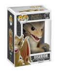 Фигура Funko Pop! Televison: Game of Thrones - Viserion, #34 (Super-Sized) - 2t