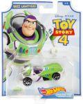 Количка Hot Wheels Toy Story 4 - Buzz Lightyear - 1t