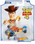 Количка Hot Wheels Toy Story 4 - Woody - 1t