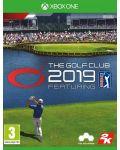 The Golf Club 2019 (Xbox One) - 1t