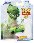 Количка Hot Wheels Toy Story 4 - Rex - 1t
